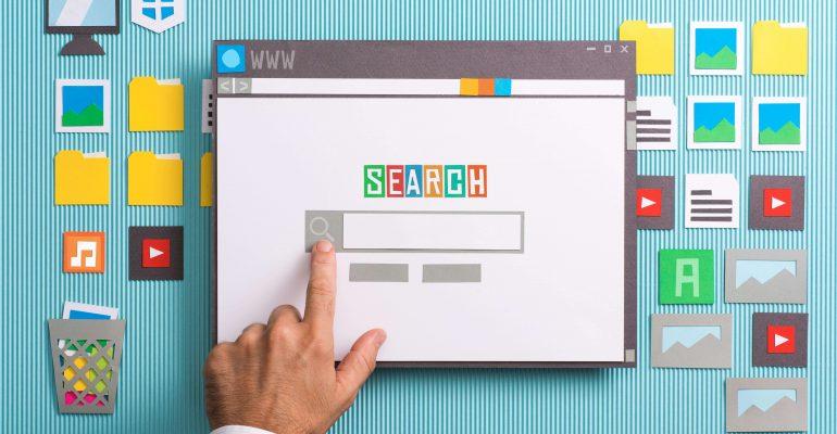 חיפוש בגוגל - Digital Minds
